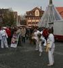 Vorführung am Schwabacher Rathaus am 21.11.2009