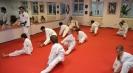 Kindertraining im Traditional Taekwon-Do Center Schwabach