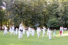 Taekwon-Do-Training im Stadtpark Schwabach_1
