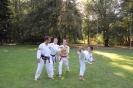 Taekwon-Do-Training im Stadtpark Schwabach_2