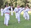 Taekwon-Do-Training im Stadtpark Schwabach_5
